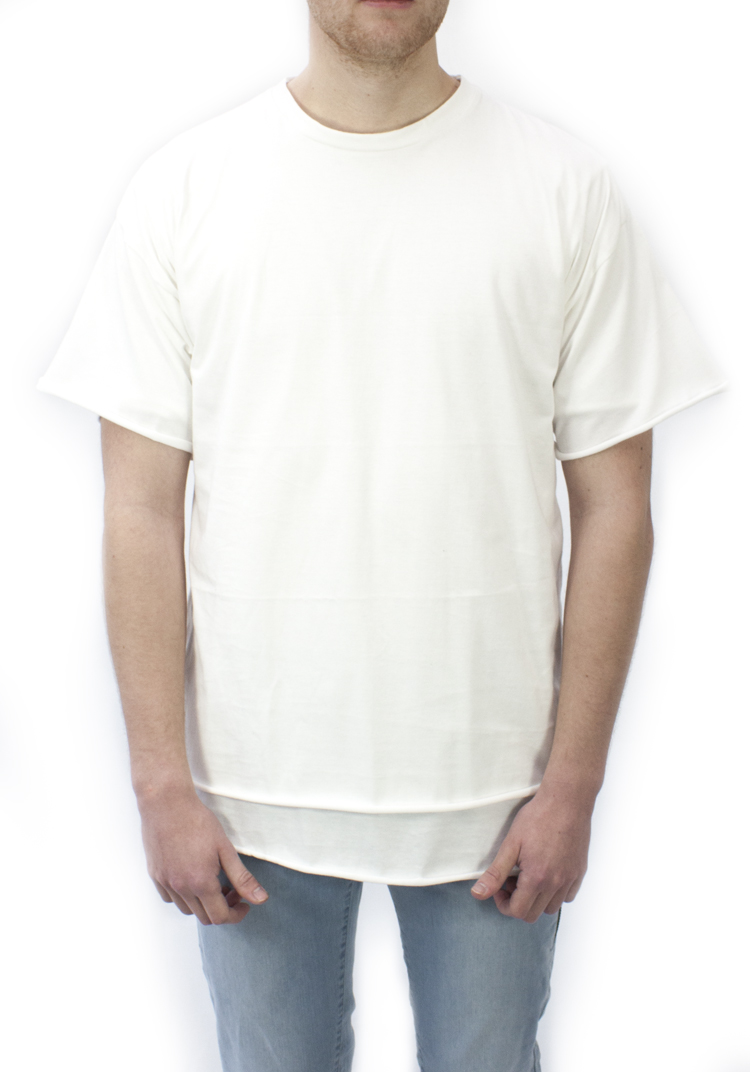 ESSENTIAL RELAX FIT T-SHIRT IVORY