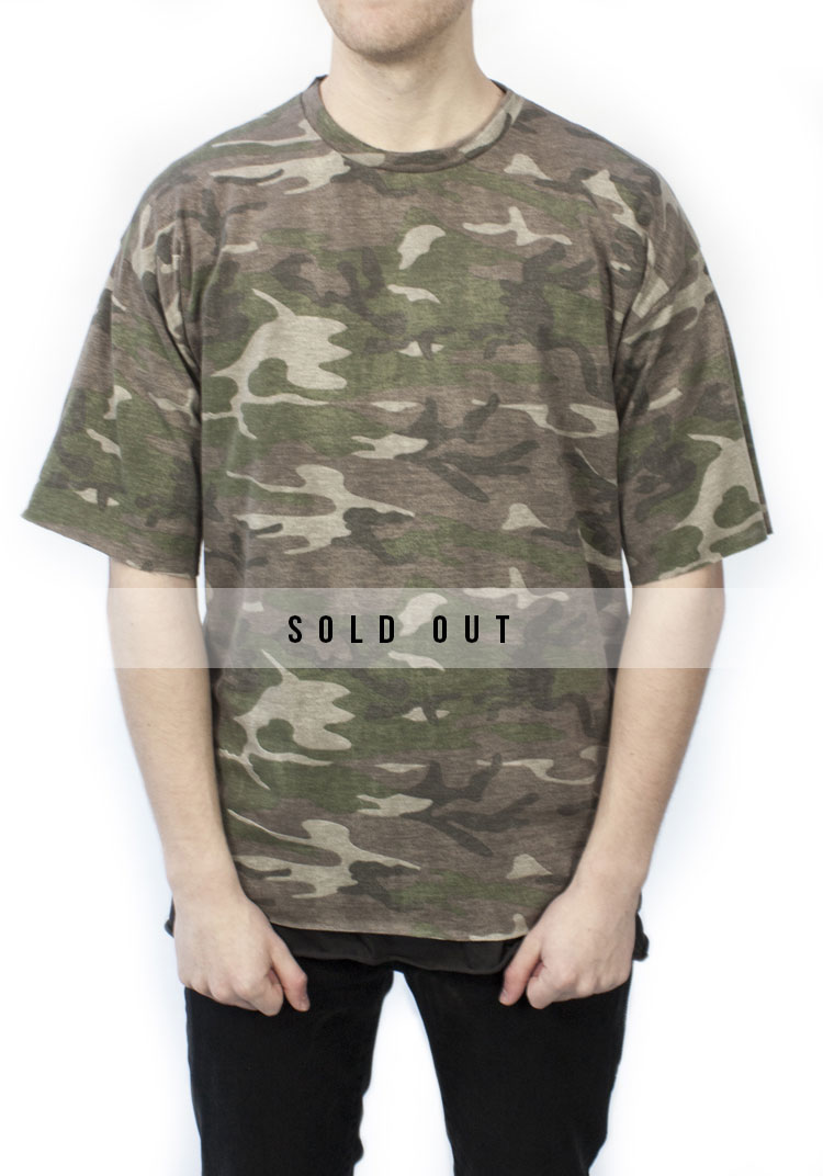 Sandstorm relaxed fit t-shirt