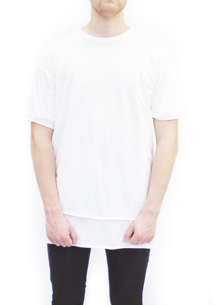 ESSENTIAL RELAX FIT T-SHIRT WHITE