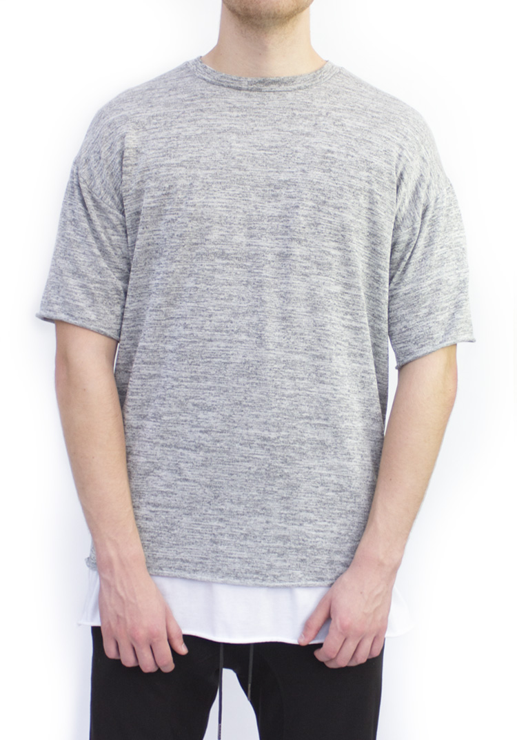 Mist Relaxed fit T-shirt ( Limited Product)