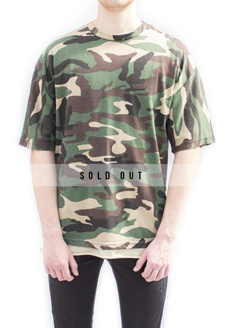 WARRIOR WOODLAND CAMO (Limited Product)