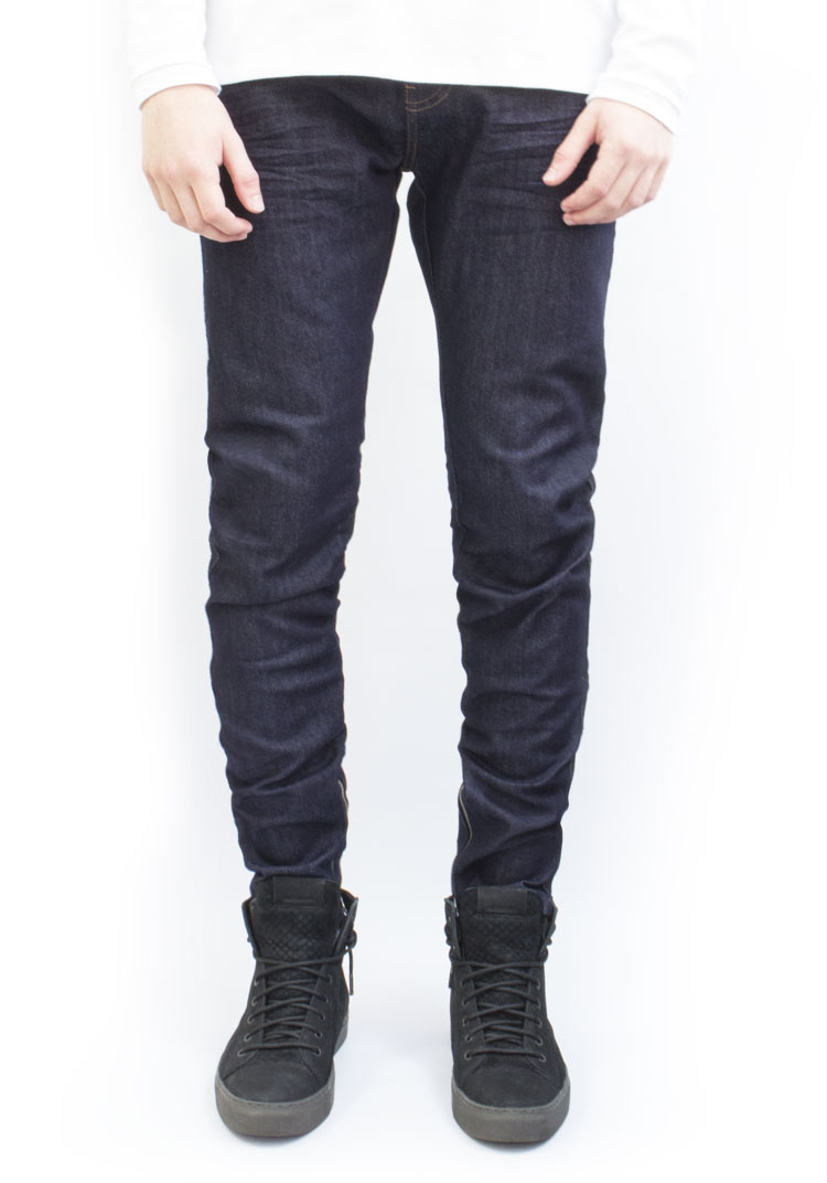 Essential Denim Raw Wash