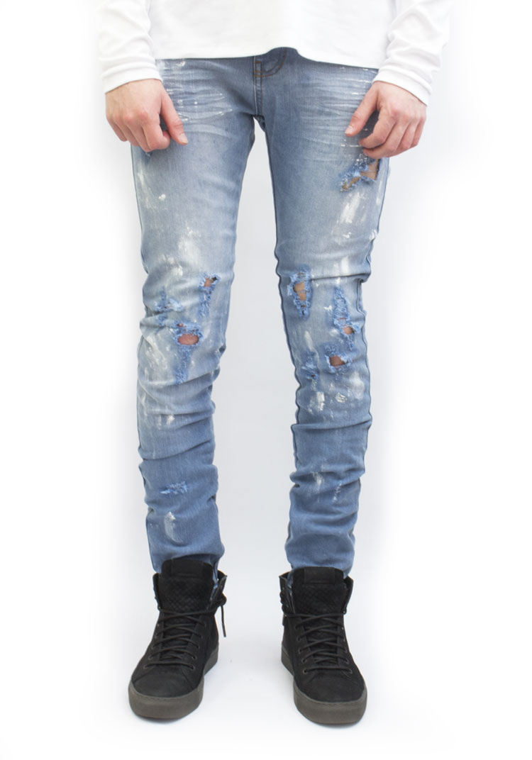 Essential Denim Workshop Blue Dis