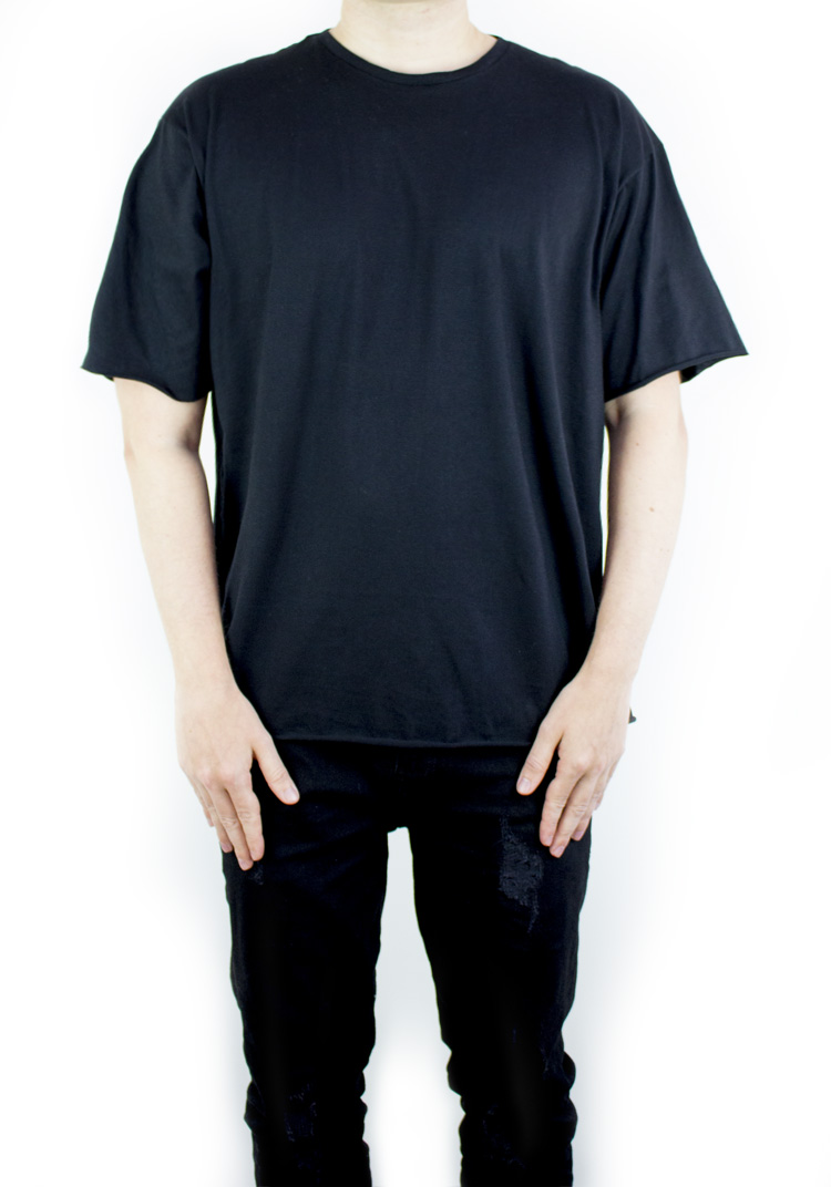 FURY ESSENTIAL T-SHIRT BLACK