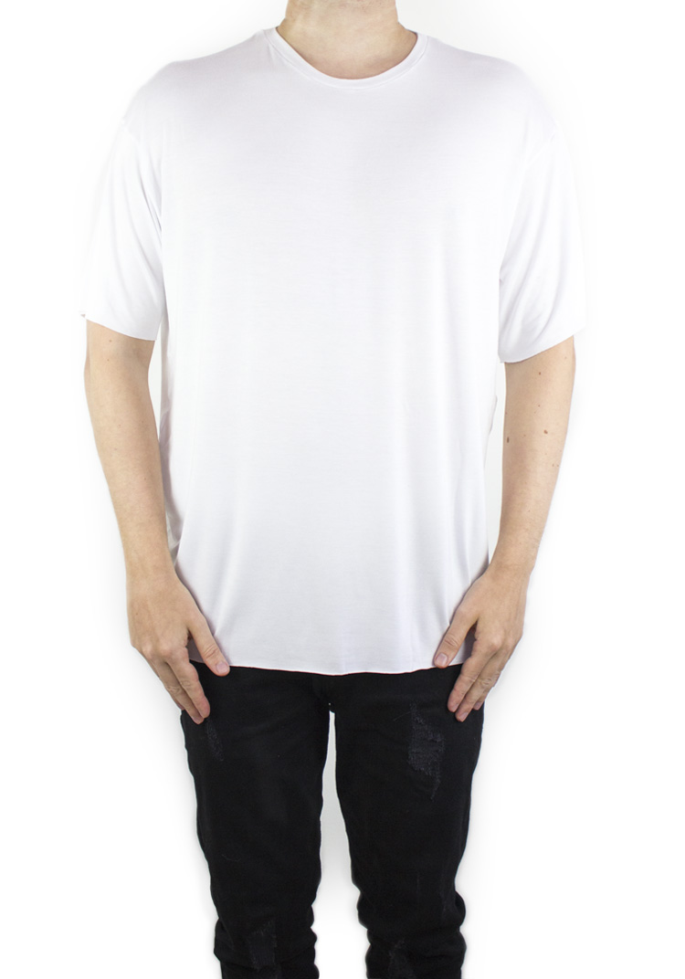 FURY ESSENTAIL T-SHIRT WHITE