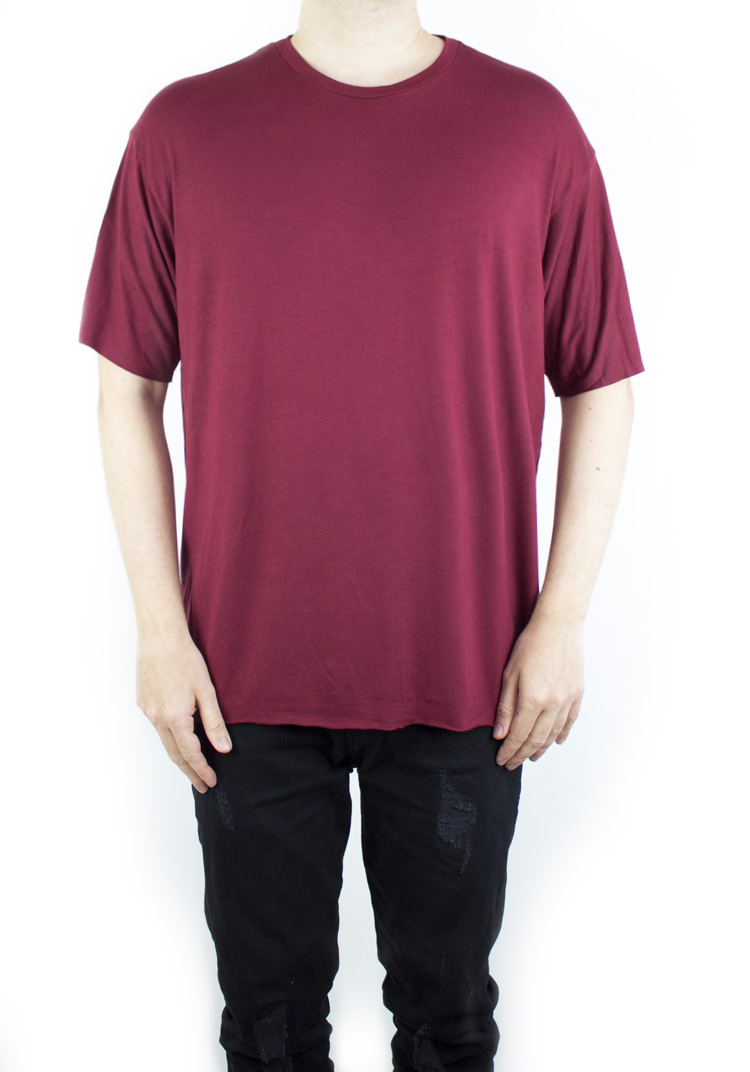 FURY ESSENTAIL T-SHIRT MAROON