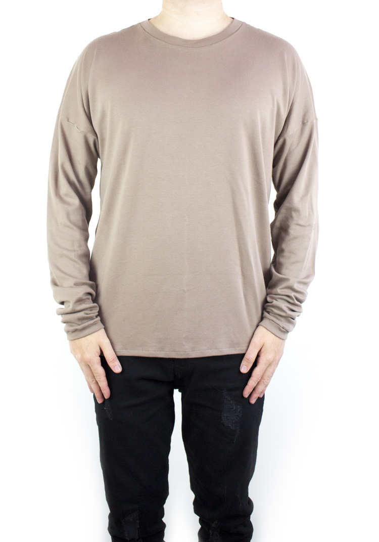 FURY ESSENTAIL LONGSLEEVE MOCHA
