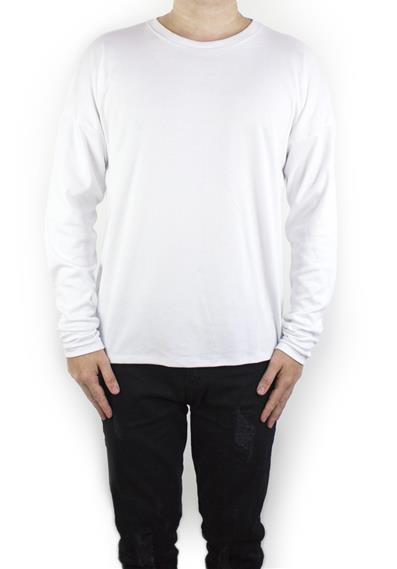 FURY ESSENTIAL LONG SLEEVE WHITE