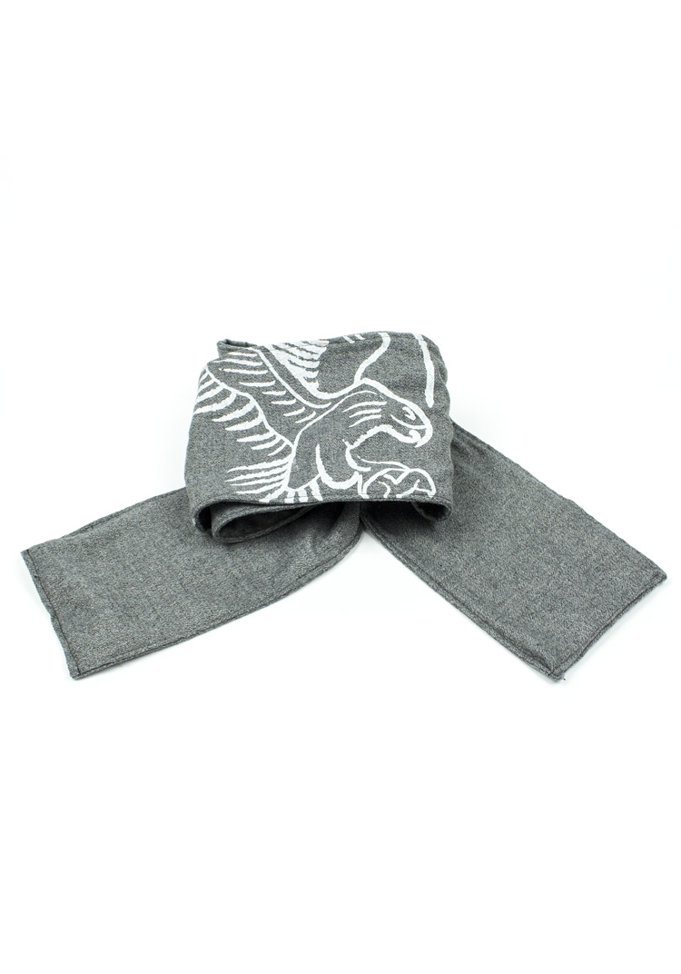FURY SCARF GREY