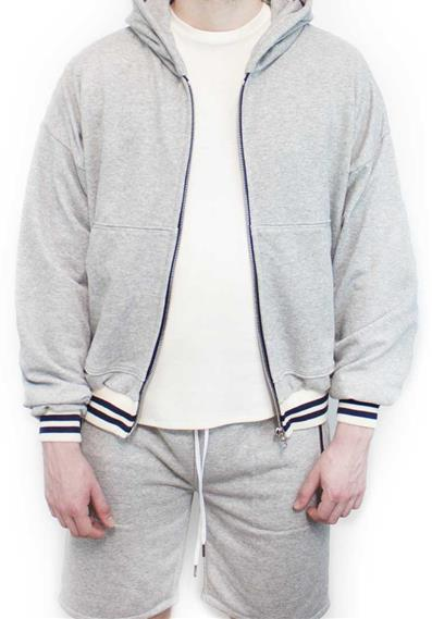 FURY ZIP HOODY